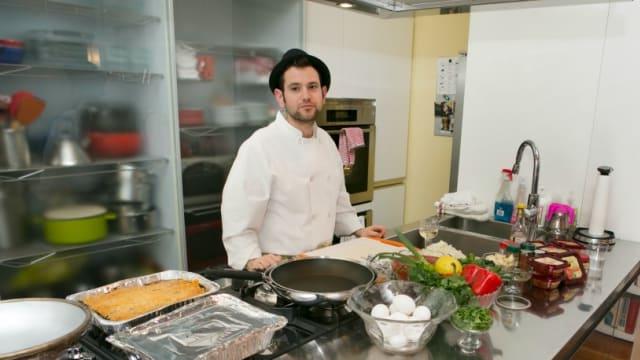 Chef Shlomo Schwartz