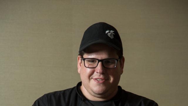 Chef Isaac Bernstein