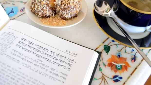 Torah and coffee
