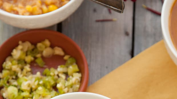 Vegan Broccoli Soup Pg. 27