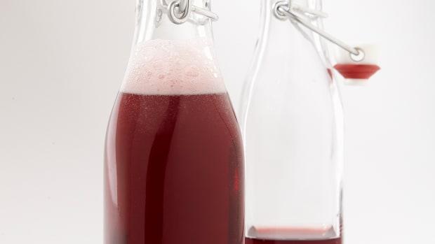 Bubbly Grape Juice