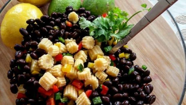 Veggie Black Bean Salad