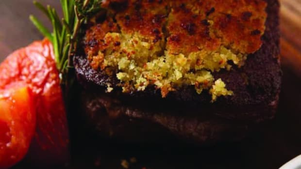 Prime Grill Mustard and Garlic Confit Fillet