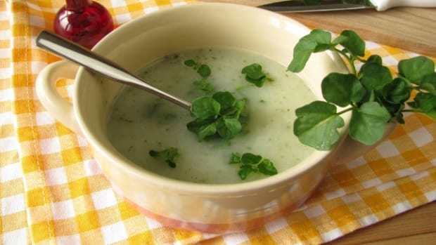 watercress-soup