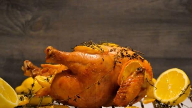 garlic lemon chicken85