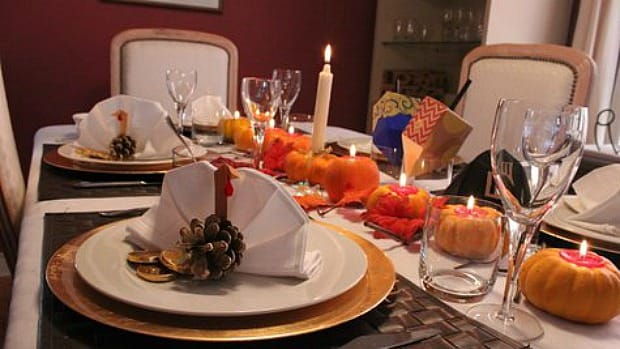 thanksgivukkah tablescape