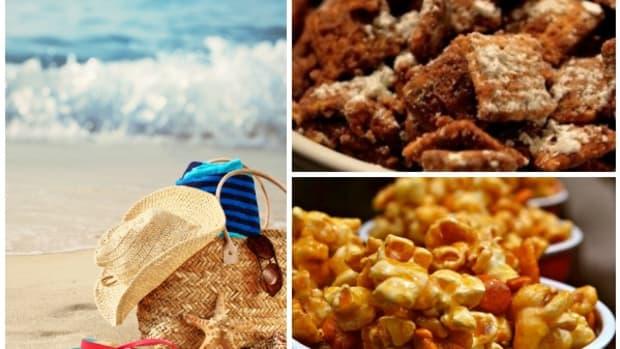 beach snacks