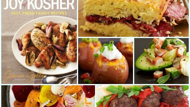 Joy of Kosher Cookbook