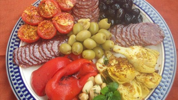 Meat Kosher Antipasto Platter