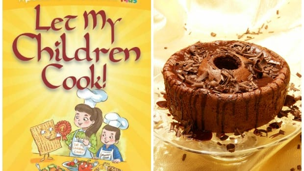 passover cookbook for kids