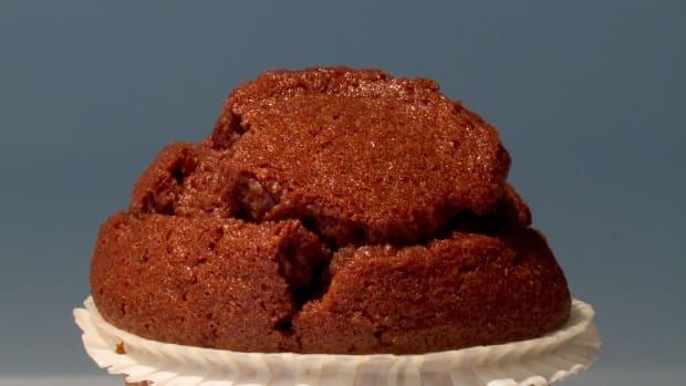 Honey Cake Muffin