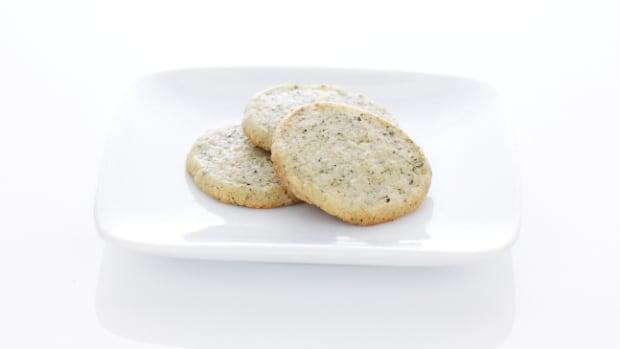 green tea cookie