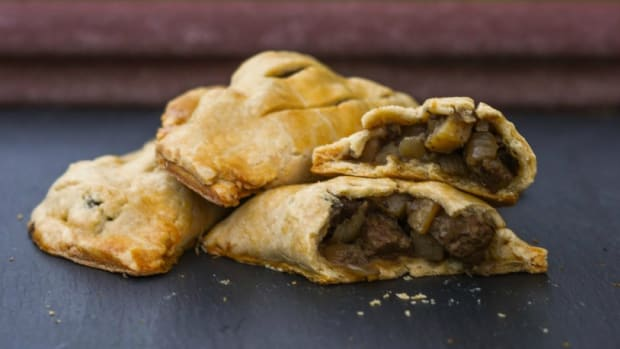British Beef Hand Pies
