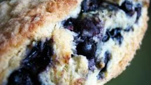 Blueberry Scones