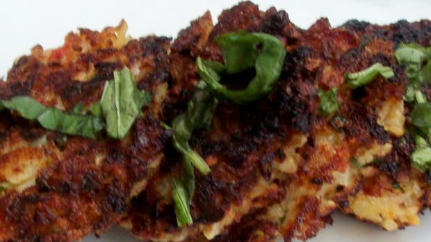 Potato-Onion Latke
