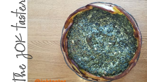 Week 20 Spinach Torta featured image