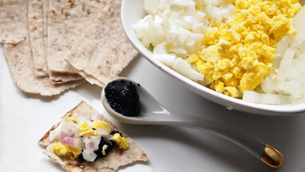 kosher caviar for shabbat