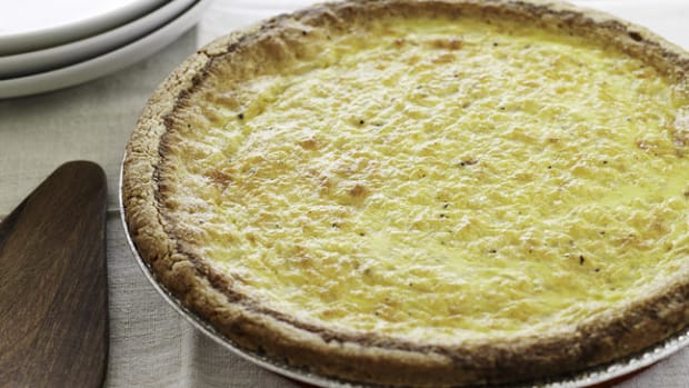 Cheese Quiche