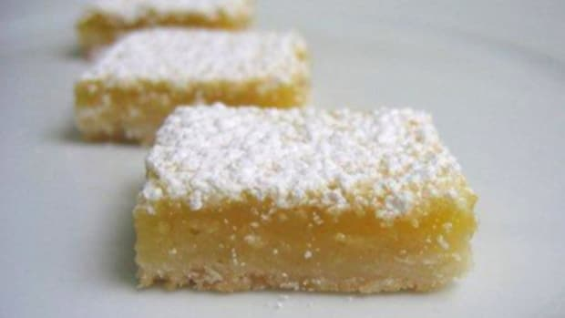 Gourmet Kosher Cooking- Passover Lemon Bars