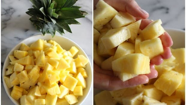 diy pineapple