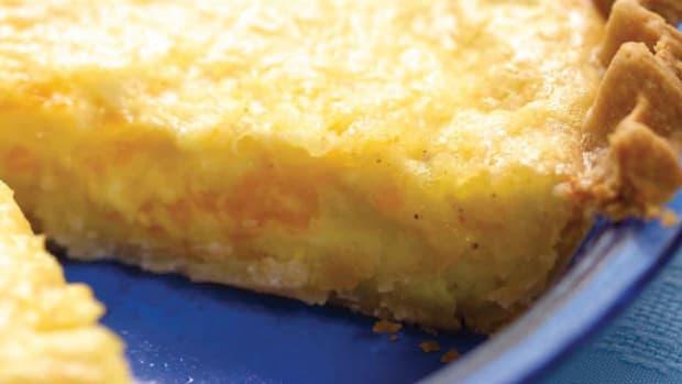 cheese-quiche