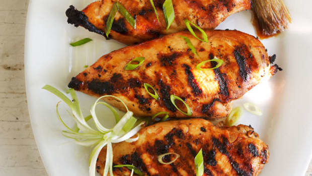 Honolulu Barbecue Chicken