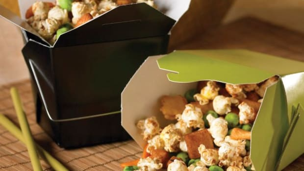 Asian Popcorn Medley