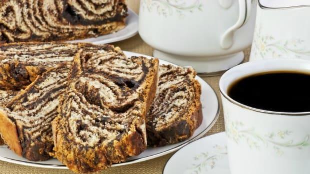 Chocolate Swirl Bread