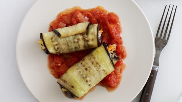 eggplant rollups