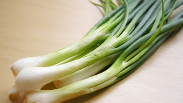 Kosher Ingredient of the Month-Spring Onions