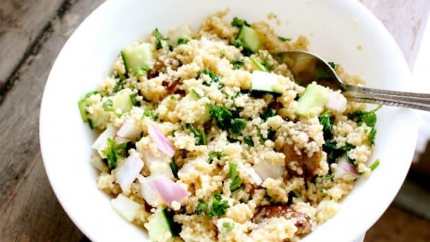 jerusalem artichoke salad