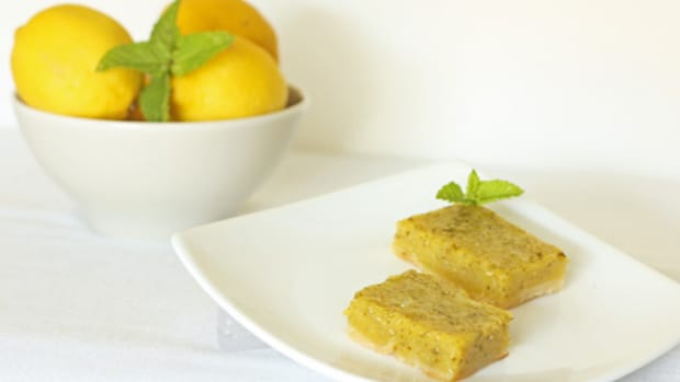 Limonana Bars