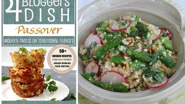 4 bloggers dish ecookbook