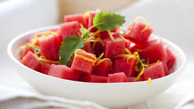 watermelon-mint-salad