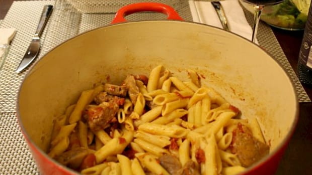 kosher foodies pasta