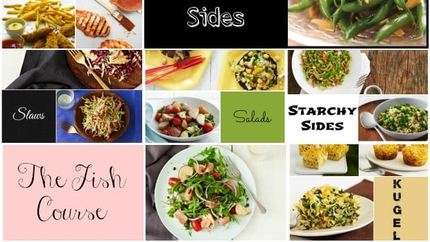 make ahead shabbat lunch ideas