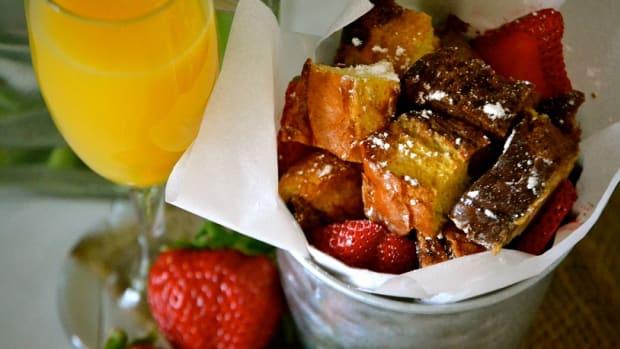 Marble Cinnamon French Toast Bites Recipe
