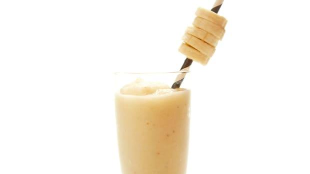 the banana frozen cocktail