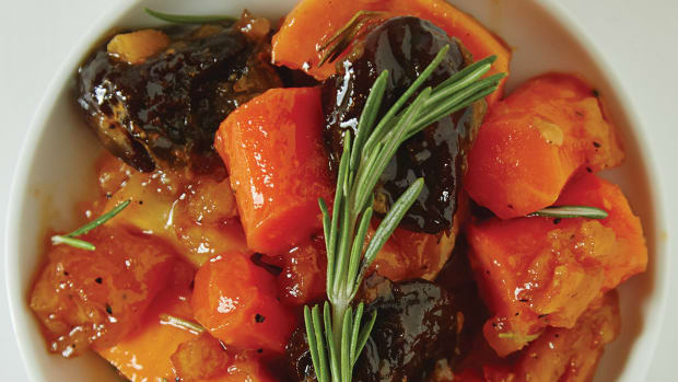 carrot tzimmes