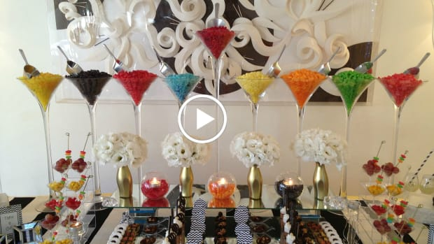 watch our DIY Chanukah Dessert Table