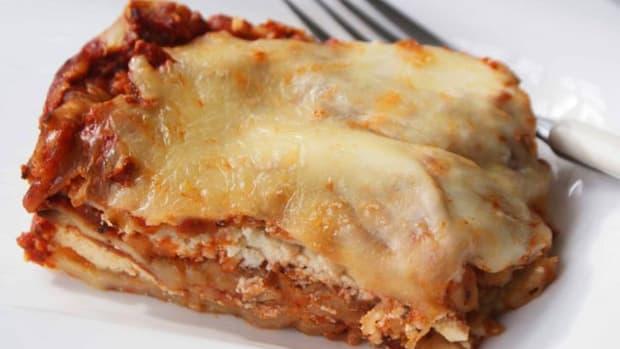 3 cheese passover lasagna