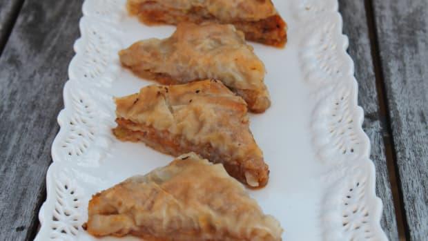 Sweet Potato Baklava
