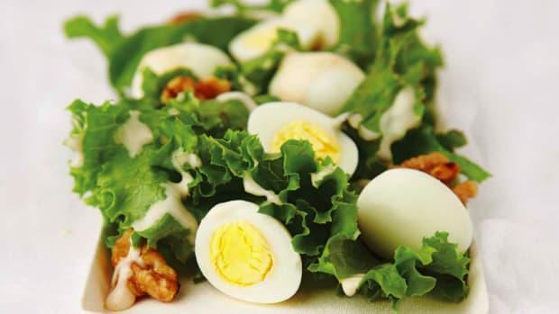 Mustard Green Salad