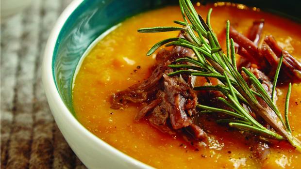 Hearty Butternut Squash Soup