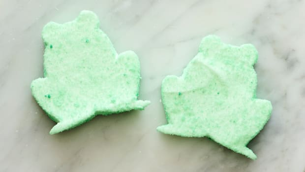 Marshmallow Frogs Homemade