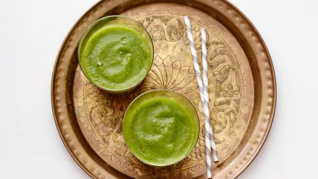 Spring Green Smoothie Wide