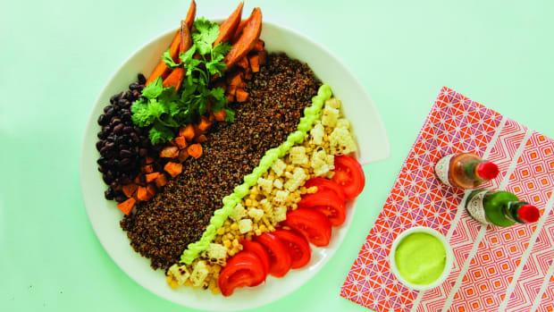 Southwest Salad horizontal