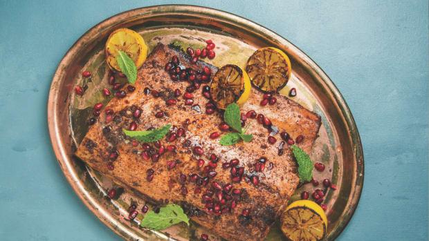 sumac salmon