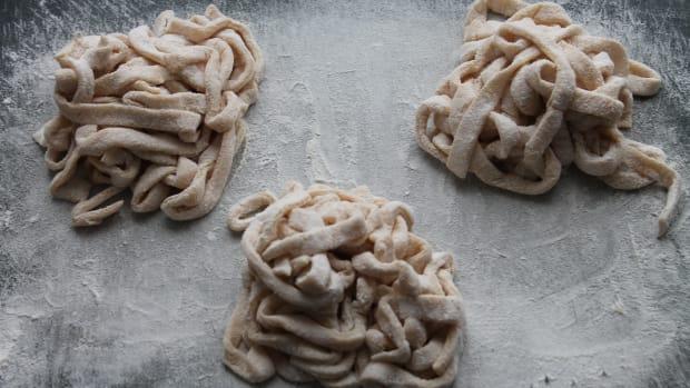 Homemade Ramen Noodles Step 7
