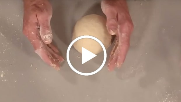 How to Weigh and Roll Challah Dough